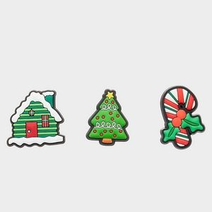 Crocs Jibbitz Christmas 3 Pack